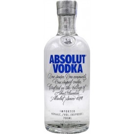 Vodka Absolut 40% 70cl