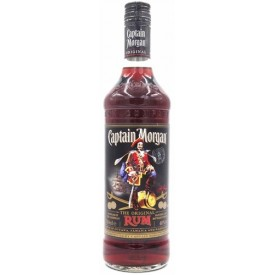 Ron Captain Morgan Black 70cl.
