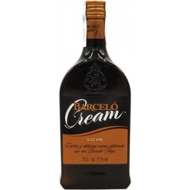 Crema Ron Barcelo 17% 70cl