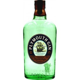 Gin Plymouth 41,2% 70cl.