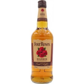 Whiskey Four Roses 40% 70cl.