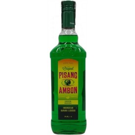 Licor Pisang Ambon 17% 1L
