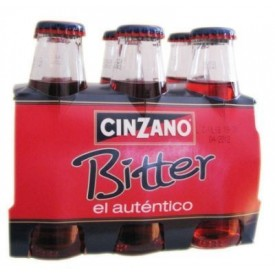 Bitter Cinzano Soda 10cl....