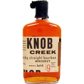 Whiskey Knob Creek 9 años...