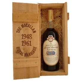 Whisky Macallan 1948/1961...