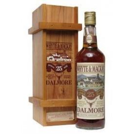 Whisky  Dalmore 25 años...
