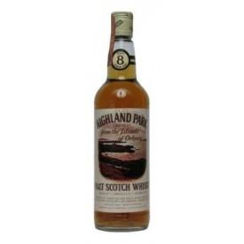Whisky Highland Park 8 años...