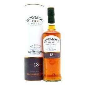 Whisky Bowmore 18 años 70cl