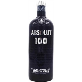 Vodka Absolut 100 40% 1L