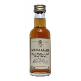Whisky Macallan 10 años 5cl
