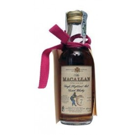 Whisky Macallan 7 años 5cl