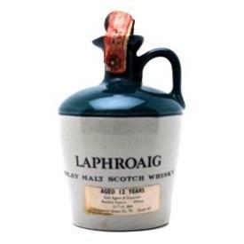 Whisky Laphroaig 12 años...