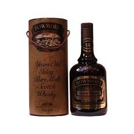 Whisky Bowmore DeLuxe Litro