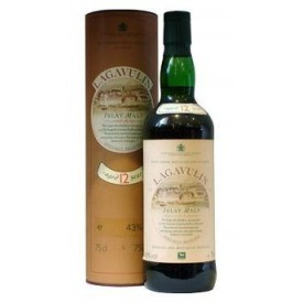 Whisky Lagavulin 12 años...