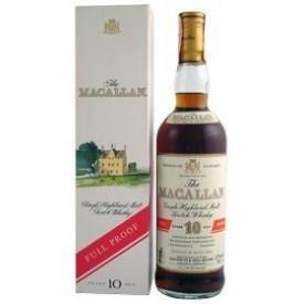 Whisky Macallan 10 años...
