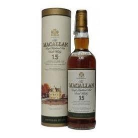 Whisky Macallan 15 años...