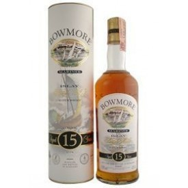 Whisky Bowmore 15 años...