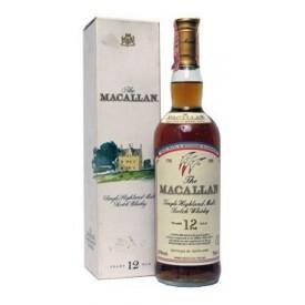 Whisky Macallan 12 años...
