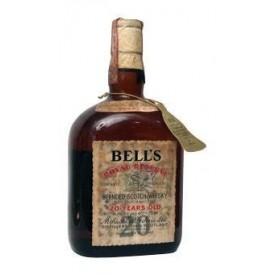 Whisky Bell's 20 años 70cl