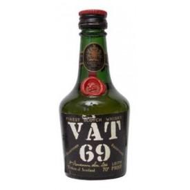 Whisky Vat 69 5cl