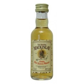 Whisky Mackinlay 40% 5cl