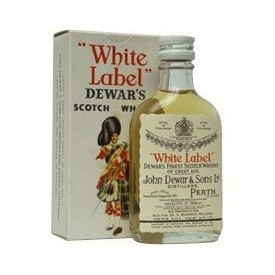 Whisky Dewar's White Label...