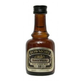 Whisky Bowmore 12 años...