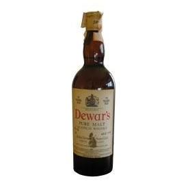 Whisky Dewar's 12 años Pure...