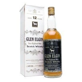 Whisky Glen Elgin 12 años...