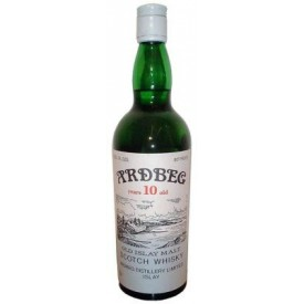Whisky Ardbeg 10 años...
