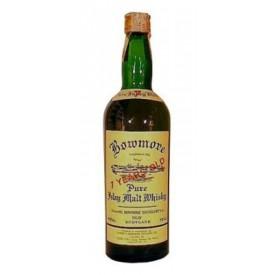 Whisky Bowmore Sherriff´s 7...