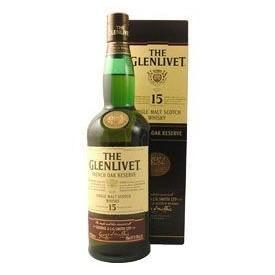 Whisky The Glenlivet 15...