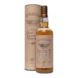 Whisky Bowmore 10 años...
