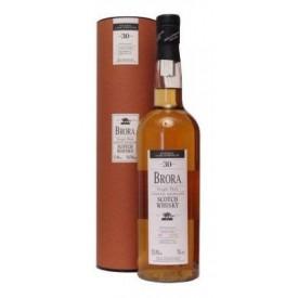 Whisky Brora 30 años 52,40%...