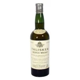 Whisky Talisker (Label for...