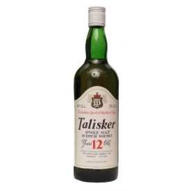 Whisky Talisker 12 años...