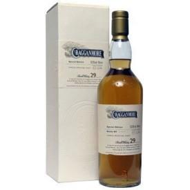 Whisky Cragganmore 29 años...