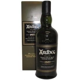 Whisky Ardbeg 1977 70cl