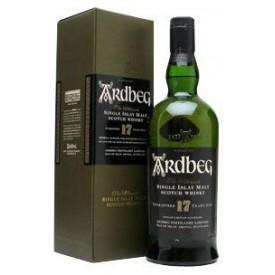 Whisky Ardbeg 17 años 70cl