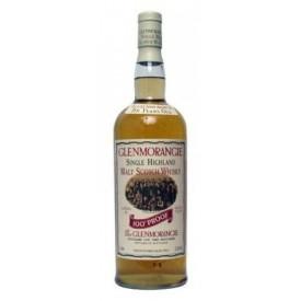 Whisky Glenmorangie 10 años...