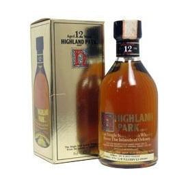 Whisky Highland 12 años...