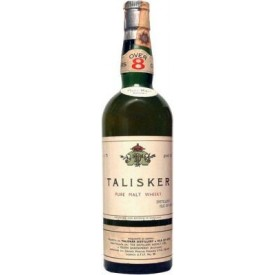 Whisky Talisker 8 años 1960...