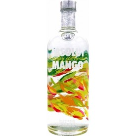 Vodka Absolut Mango 40º 1L.