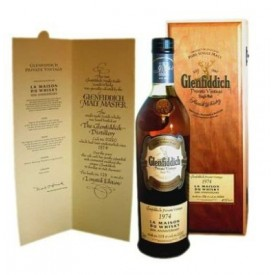 Whisky Glenfiddich...