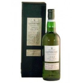 Whisky Laphroaig 40 años...