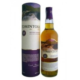 Whisky Tomintoul 10 años...