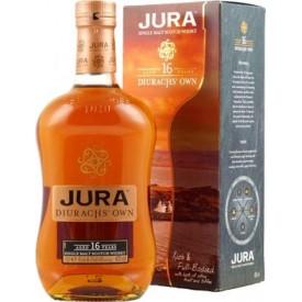 Whisky Isle Of Jura 16 años...