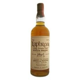 Whisky Laphroaig 1969 51,9%...