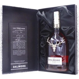 Whisky Dalmore 1980 40% 70cl