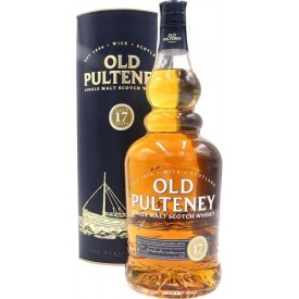 Whisky Old Pulteney 17 años...